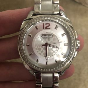 Authentic COACH watch!!